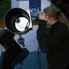 Sternenbeobachtung im Observatorium