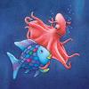 Der Regenbogenfisch und seine Freunde
